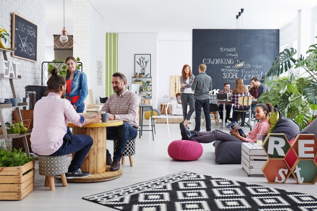 Exploring Hottest Office Design Trends Of 2018 Hidecor