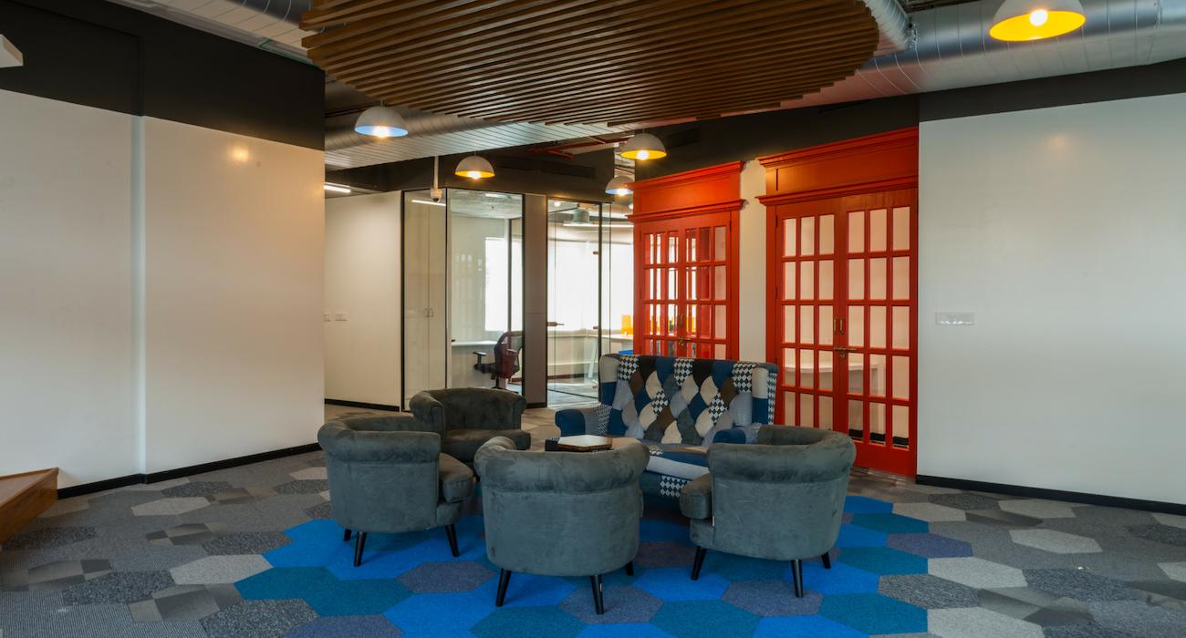 Mitra Biotech Workspace Interior Design By Hidecor