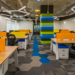 Mitra Biotech Workspace Interior Design By Hidecor