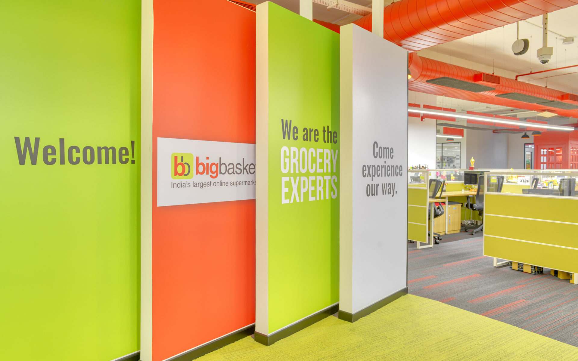 Big Basket - Brand Reception