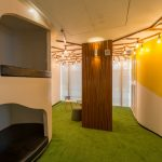 One Co.work office interiors Bangalore by Hidecor