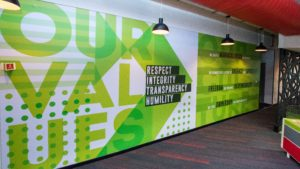 Interior branding at Hidecor Bangalore