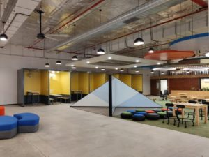 Decathlon Office Space Designed By Hidecor - Open Space