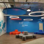 Decathlon Office Space Designed By Hidecor