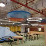 Decathlon Office Space Designed By Hidecor - Sporty Look