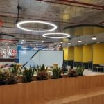 Decathlon Office Space Designed By Hidecor - Floor View