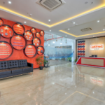 Aliaxis Ashirwad 28k sq ft office space designed by Hidecor
