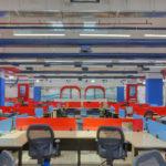 Office Floor - Ashirwad Aliaxis Office Interior by Hidecor