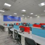 Ashirwad Aliaxis workspace Interior by Hidecor Pic 2