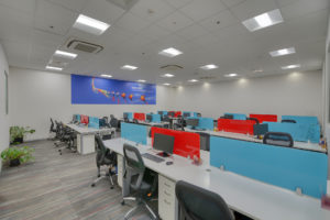 Ashirwad Aliaxis workspace Interior by Hidecor Pic 2
