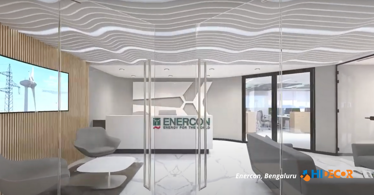 Enercon ODC as designed by Hidecor - Case Study